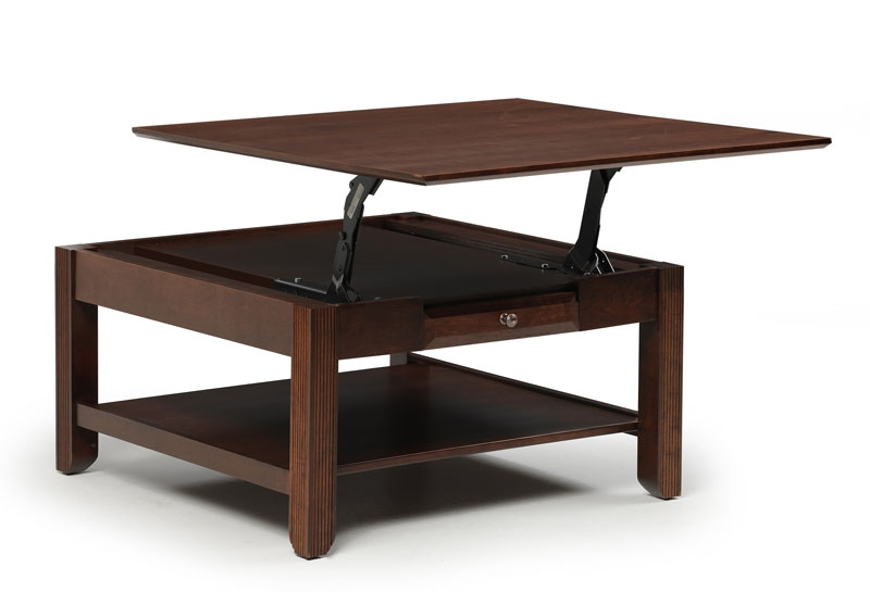 Excellent Deluxe Flip Top Coffee Tables Throughout Amazing Lift Top Coffee Table Design Ideas And Decor (Image 13 of 50)