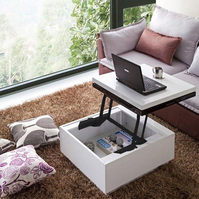 Excellent Deluxe Lift Coffee Tables Pertaining To Top 25 Best Lift Top Coffee Table Ideas On Pinterest Used (Image 9 of 50)