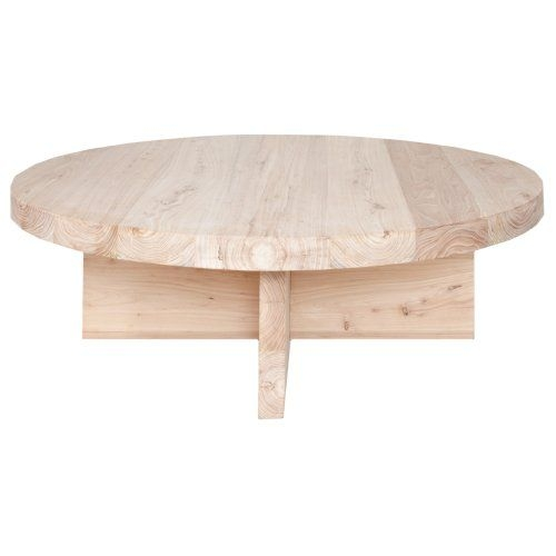 Excellent Deluxe Round Oak Coffee Tables Regarding 24 Best Coffee Tables Images On Pinterest Living Room Coffee (Image 14 of 40)