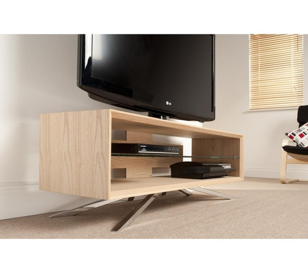 Excellent Deluxe Techlink TV Stands Sale With Buy Techlink Arena Tv Stand Free Delivery Currys (Image 12 of 50)