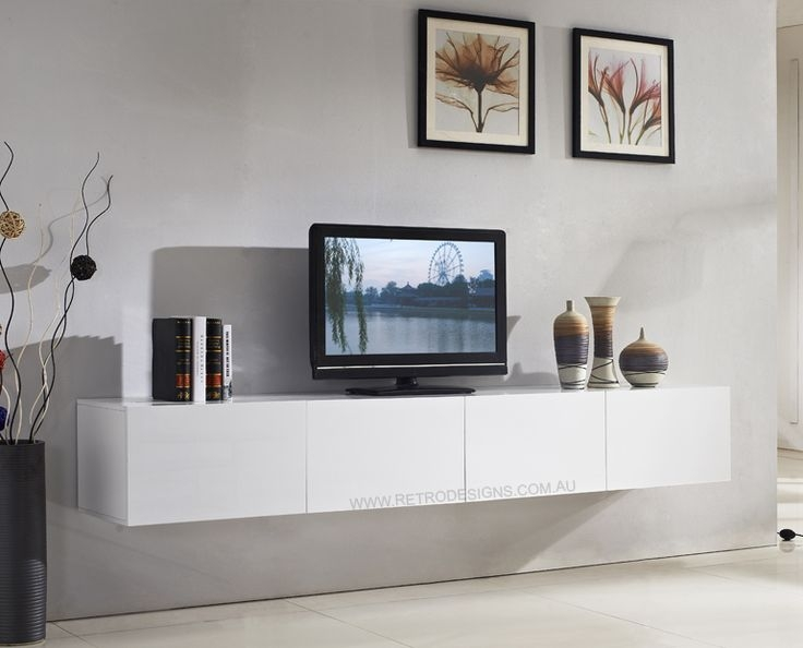 Excellent Deluxe TV Cabinets In Best 25 Floating Cabinets Ideas On Pinterest Entertainment (Image 11 of 50)