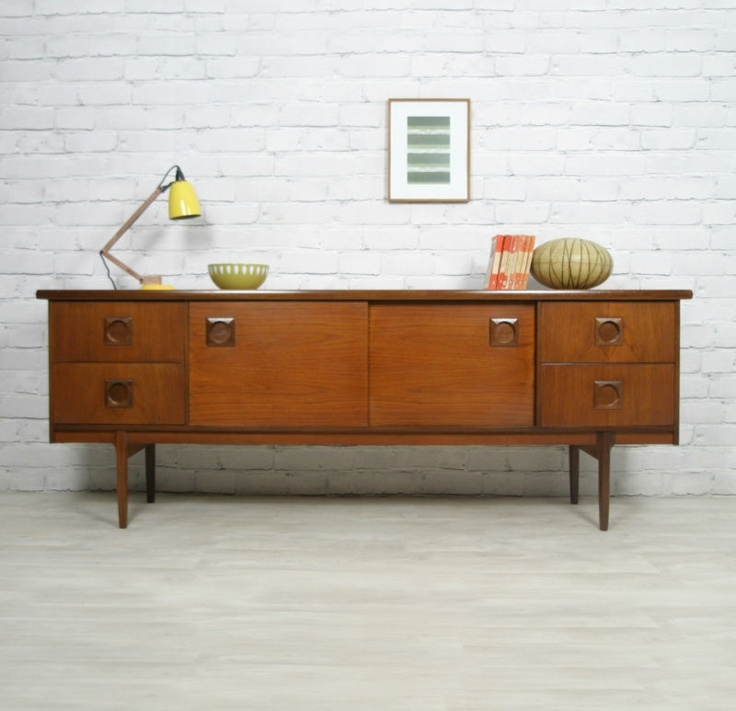 Excellent Deluxe Vintage Style TV Cabinets With Regard To 28 Best Tv Unit Sideboard Retro Images On Pinterest Tv Units Tv (Image 15 of 50)