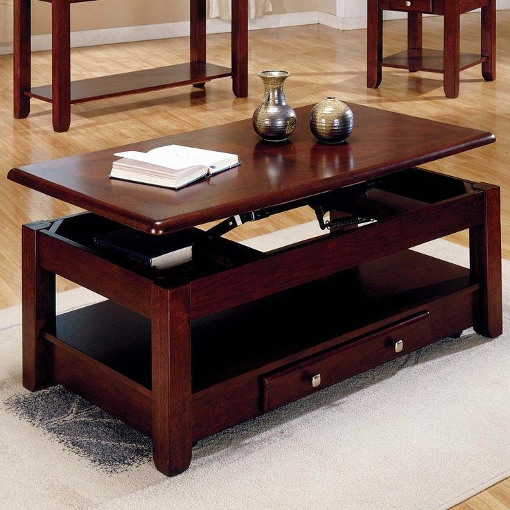 Excellent Deluxe Waverly Lift Top Coffee Tables Throughout 86 Best Coffee Tables Images On Pinterest (Image 14 of 50)
