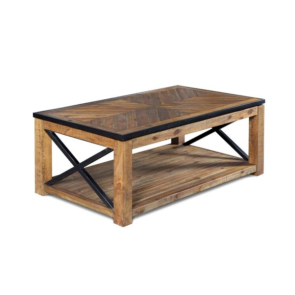 Excellent Elite Coffee Table With Raised Top For Loon Peak Kawaikini Coffee Table With Lift Top Reviews Wayfair (Image 15 of 50)