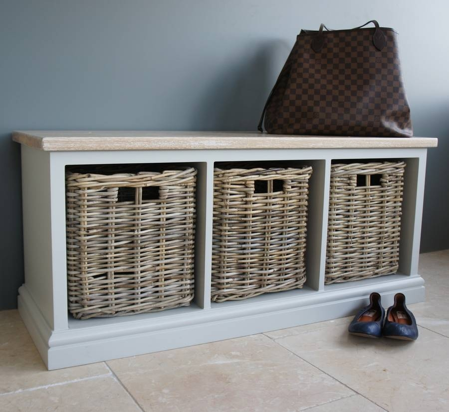 Excellent Elite Coffee Table With Wicker Basket Storage Throughout Living Room Brilliant Storage Bench White Progressive Basket Decor (Image 12 of 40)