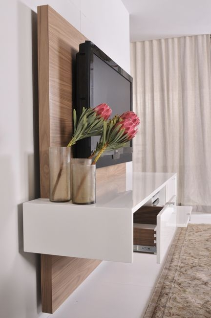 Excellent Elite Como TV Stands Throughout Best 25 Floating Tv Stand Ideas On Pinterest Tv Wall Shelves (Image 13 of 50)