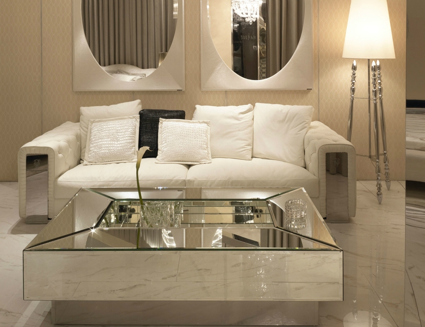 Excellent Elite High Coffee Tables Inside 10 High End Designer Coffee Tables (View 1 of 50)