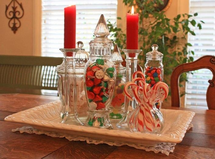 Excellent Elite Rustic Christmas Coffee Table Decors With Regard To Coffee Table Ideas For Christmas (Image 16 of 50)
