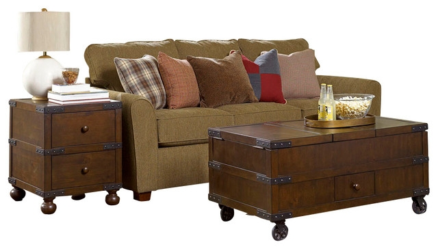 Excellent Elite Trunk Coffee Tables Within Trunk Coffee Tables Advertised Peachy Chest Coffee Table Style (View 43 of 50)