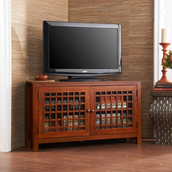 Featured Image of Walnut Corner TV Stands