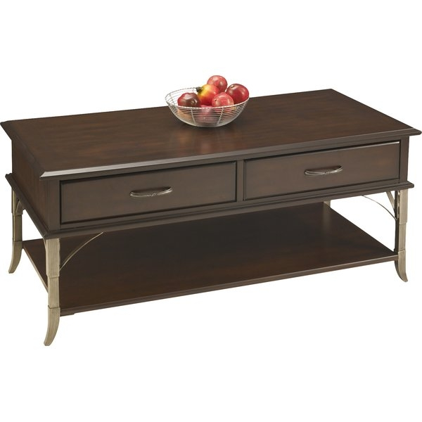 Excellent Famous Bordeaux Coffee Tables With Regard To Home Styles Bordeaux Coffee Table Reviews Wayfair (Image 18 of 50)