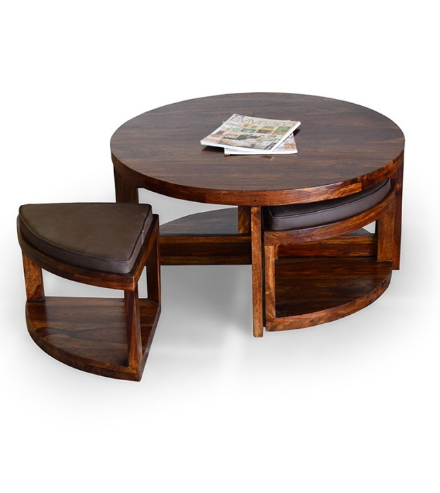 Excellent Famous Coffee Tables With Basket Storage Underneath In Beautiful Coffee Table With Stools Underneath Pull Out Ottoman (Image 11 of 50)