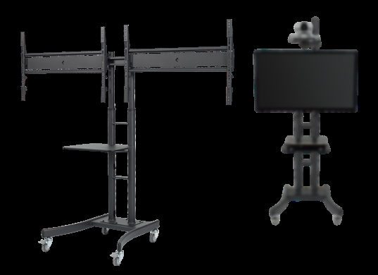Excellent Famous Dual TV Stands For Tv Stands Mounts Universalcouncil (Image 15 of 50)