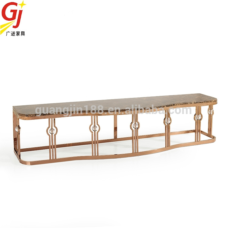 Excellent Famous Gold TV Stands Throughout Free Standing Tv Stand Free Standing Tv Stand Suppliers And (Image 14 of 50)