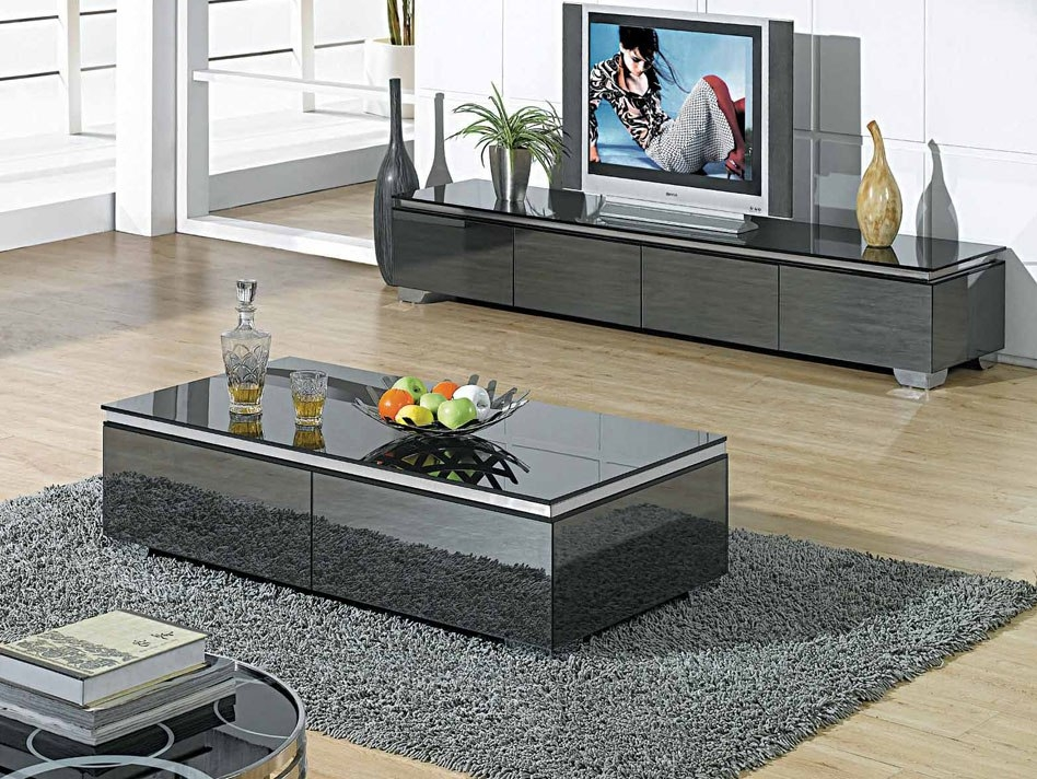 Excellent Famous Grey Coffee Tables Regarding Coffee Table Unique Grey Coffee Table Design Ideas Dark Grey (View 11 of 50)