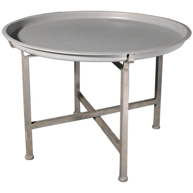Excellent Famous Round Tray Coffee Tables Pertaining To Silver Tray Coffee Table Products Bookmarks Design (Image 12 of 50)