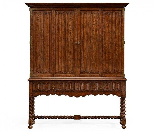 Excellent Famous Small Oak TV Cabinets Inside Best 25 Oak Tv Cabinet Ideas On Pinterest Metal Tv Stand (Image 13 of 50)