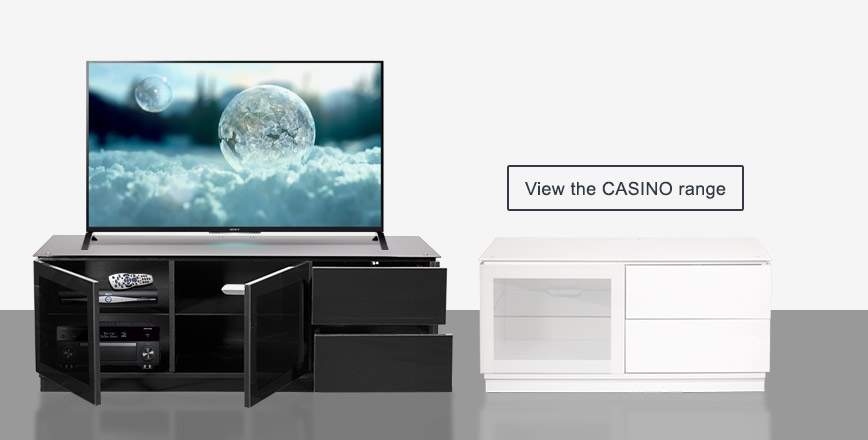 Excellent Famous Smoked Glass TV Stands Throughout Glass Tv Stands Tv Cabinets Tv Wall Brackets Mounts (Image 13 of 50)