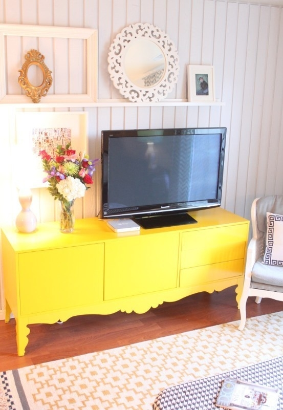 Excellent Famous Yellow TV Stands IKEA For 14 Best Entertainment Center Images On Pinterest Entertainment (Image 16 of 50)