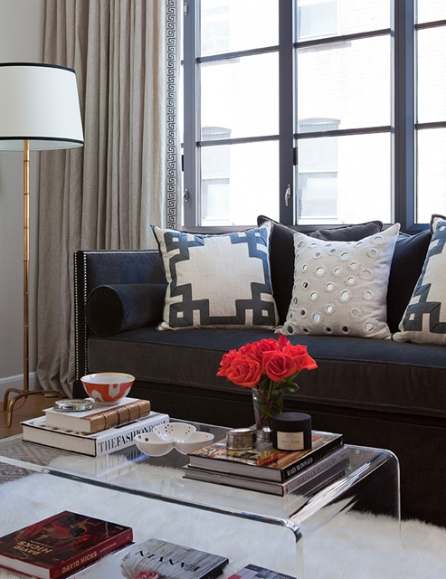 Excellent Fashionable Aiden Coffee Tables Inside Too Much Brown Furniture A National Epidemic Lorri Dyner Design (Image 16 of 50)