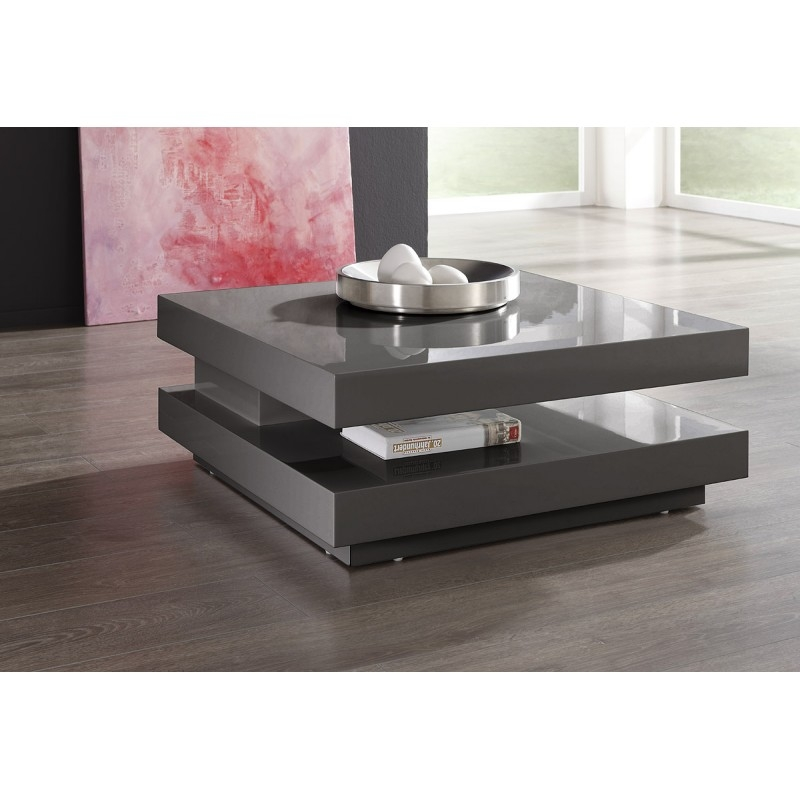 Excellent Fashionable Gloss Coffee Tables Throughout High Gloss Coffee Table Idi Design (View 11 of 50)