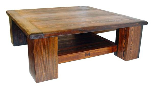 Excellent Fashionable Large Rustic Coffee Tables For Coffee Table Large Modern Coffee Tablerustic Oak Table Ebay (View 26 of 50)