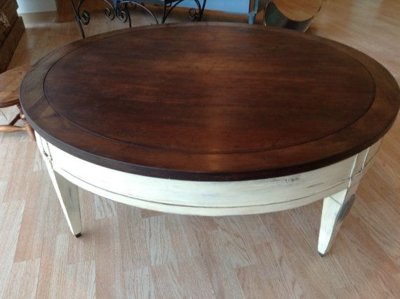 Excellent Fashionable Large Wood Coffee Tables Regarding Best 20 Vintage Coffee Tables Ideas On Pinterest Turned Table (Image 14 of 50)