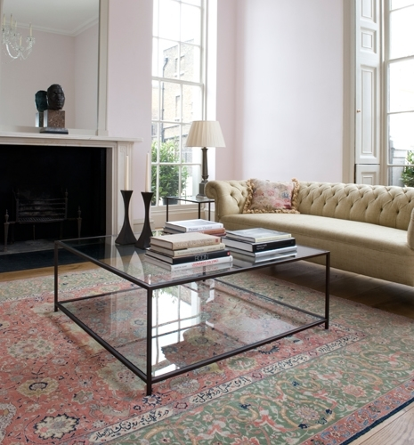 Excellent Fashionable Madison Coffee Tables Inside Madison Rectangular Coffee Table Tom Faulkner (Image 13 of 40)