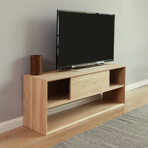 Excellent Fashionable Oak TV Cabinets With Doors Within Aliexpress Buy Oak Tv Cabinet Modern Minimalist Wood (Image 18 of 50)