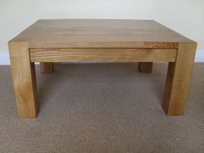 Excellent Fashionable Solid Oak Coffee Tables Within Available Now Home Farm Oak Solid Oak Coffee Tables Bespoke (View 44 of 50)