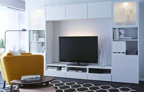 Excellent Fashionable Stylish TV Stands Pertaining To Tv Stands Home Design And Interior (View 28 of 50)