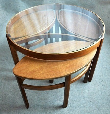Excellent Favorite Circular Coffee Tables With Storage With Regard To 25 Best Round Coffee Tables Ideas On Pinterest Round Coffee (Image 15 of 50)