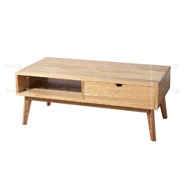 Excellent Favorite Elise Coffee Tables Inside Decor8 Modern Furniture And Home Decor Elise Solid Oak Wood Coffee (Image 11 of 40)