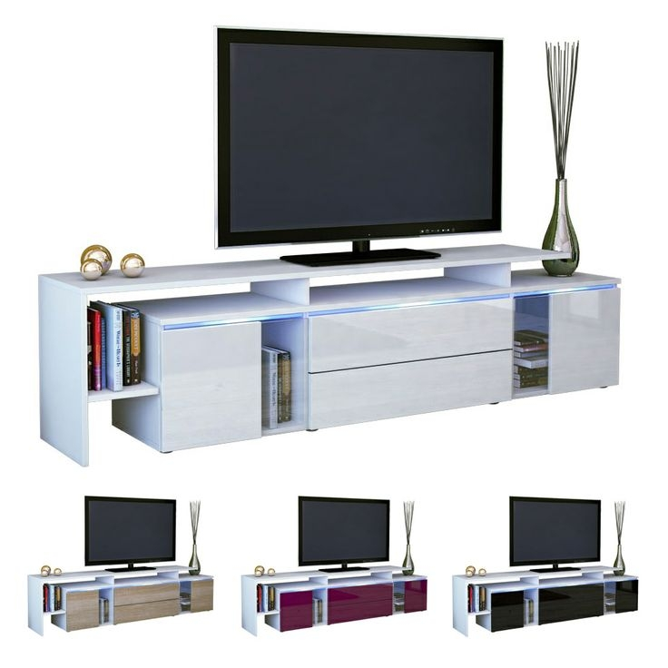 Excellent Favorite Glossy White TV Stands Inside 9 Best White Plasma Units Images On Pinterest High Gloss Tv (Image 11 of 50)