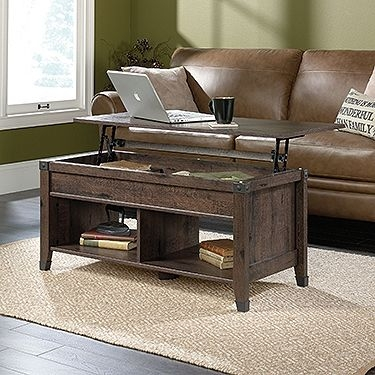 Excellent Favorite Pull Up Coffee Tables Intended For Pull Up Coffee Table Popular Glass Coffee Table For Round Coffee (Image 13 of 50)