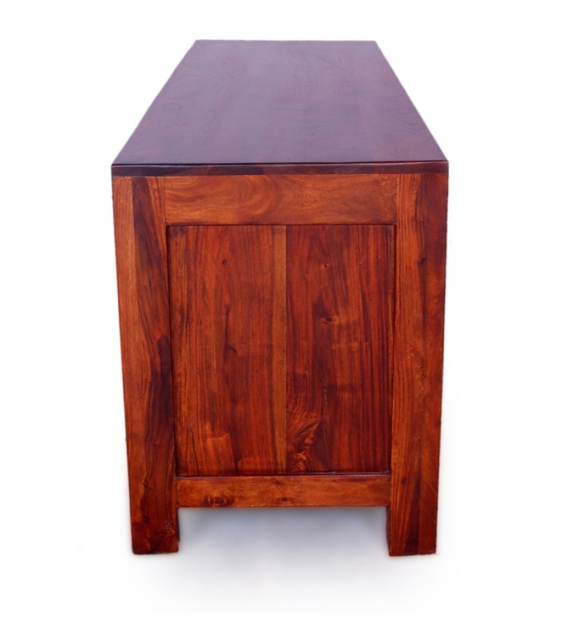 Excellent Favorite Sheesham Wood TV Stands In Sheesham Wood Tv Cabinet Mudramark Online Contemporary (View 46 of 50)