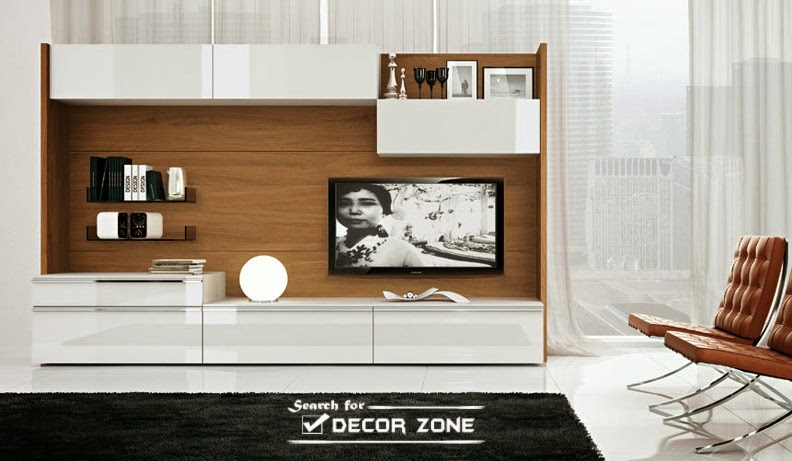 Excellent High Quality Modern TV Cabinets Designs Throughout Modern Tv Units 20 Designs And Choosing Tips (Image 12 of 50)