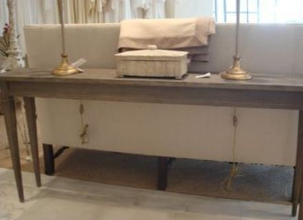 Excellent High Quality Skinny TV Stands Inside Skinny Sofa Table Tv Stand Entry Table Stonehousewoodworks (Image 15 of 50)