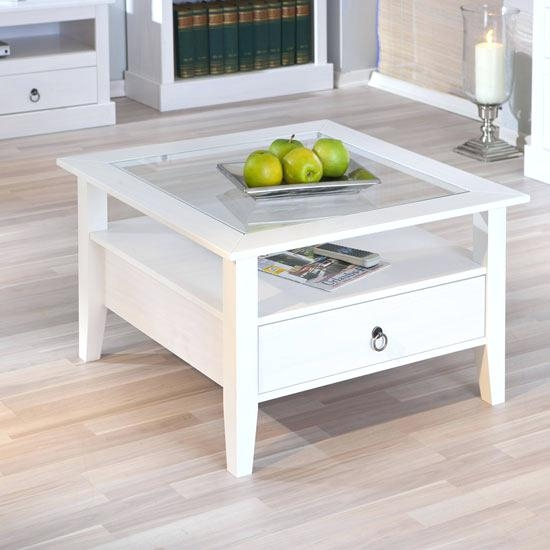 Excellent High Quality Square White Coffee Tables In Coffee Table White Coffee Tables Ideas Black Andsquare Wood (View 34 of 50)