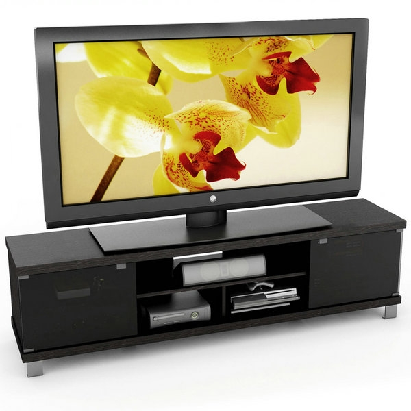 Excellent High Quality TV Stands For 70 Flat Screen Pertaining To Best 70 Inch Tv Stands For Flat Screens Poweredsilas (Image 11 of 50)