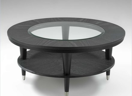 Excellent Latest Circle Coffee Tables Pertaining To Top Low Round Coffee Table Uk Round Black Coffee Tables Circle (Image 15 of 50)