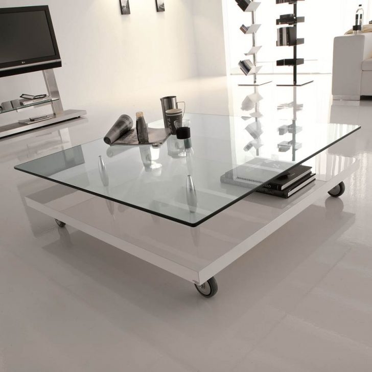 Excellent Latest Glass Coffee Tables With Shelf Inside Living Room Beautiful Square Glass Coffee Table Decor With (View 40 of 50)
