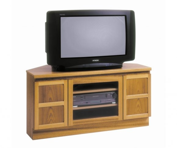 Excellent Latest Glass TV Cabinets With Doors Inside Furniture Oak Corner Tv And Media Furniture With Shelf And Glass (Image 17 of 50)