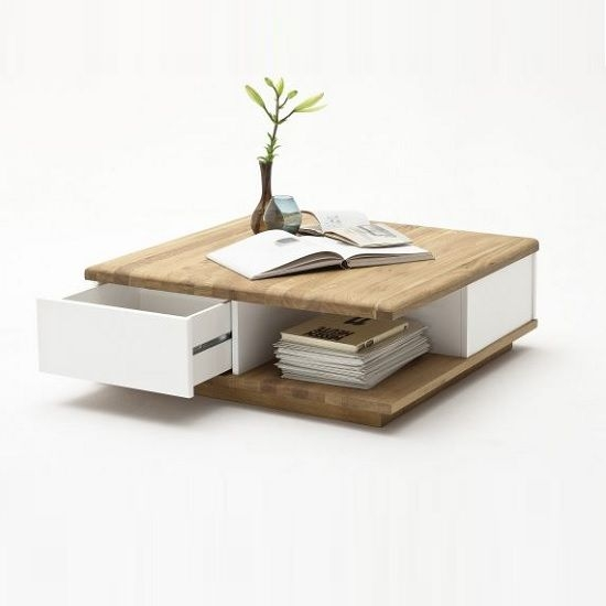 Excellent Latest Large Low Oak Coffee Tables For Best 10 Coffee Table Storage Ideas On Pinterest Coffee Table (Image 21 of 50)