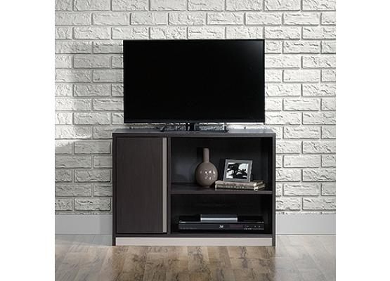 Excellent Latest Square TV Stands Pertaining To Square1 Tv Stand Carbon Ash (View 45 of 50)