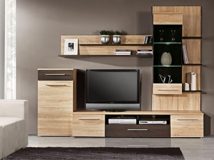 Excellent Latest TV Cabinets Within Best 25 Wooden Tv Cabinets Ideas On Pinterest Wooden Tv Units (Image 13 of 50)