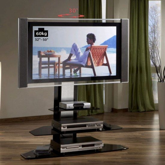 Featured Image of TV Stands For Large TVs