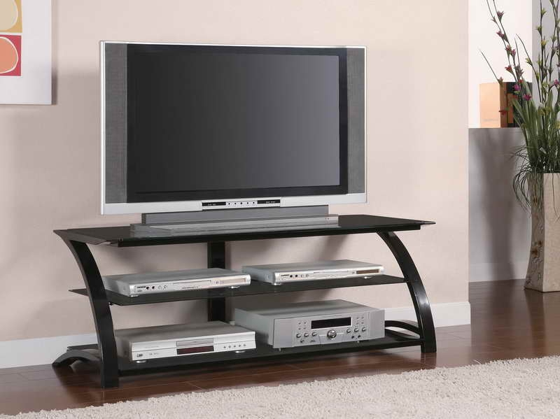 Excellent Latest TV Stands For Small Rooms Inside Chic Tv Consoles For Flat Screens Best Interior Ideas (View 17 of 50)