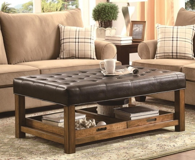 Excellent Latest Wooden Storage Coffee Tables Intended For Coffee Table With Storage 175 Brass Coffee Table For Your Living (View 49 of 50)