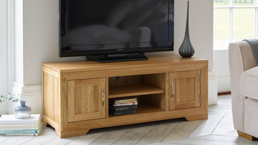 Excellent New Bench TV Stands Within Tv Bench Or Oak Tv Stand Made Of Wooden Tv Stands Be Equipped (Image 15 of 50)